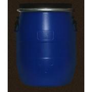 Бочка пластиковая (евробарабан) объёмом 65 литров фото
