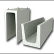 Блоки межпутного лотка тип. альбом №984 БМЛ 8 – 7 (МПЛ-0,75 д) фото