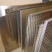 Рифленый алюминий 2.5 мм (без учета рифления) фото