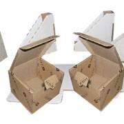 Коробка из микрогофрокартона фото