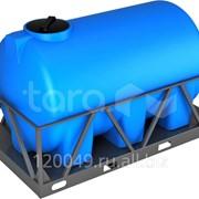 Пластиковая ёмкость в обрешётке 3000 литров Арт.Н 3000 обр фото