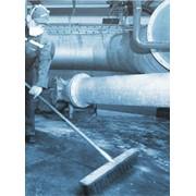 Регулярная уборка производственных и складских помещений фото
