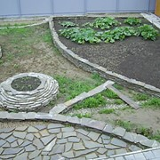 Клуба из натурального камня Муравейник фото