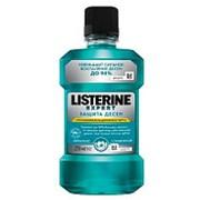 Ополаскиватель для полости рта Listerine Expert защита десен, 250 мл фото
