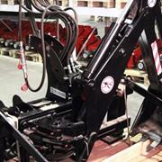 Экскаваторное оборудование Delta MZ800 для мини погрузчиков фото