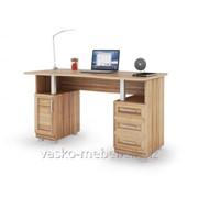Стол письменный, компьютерный, СОЛО-021 Корпус слива, фасад слива фото