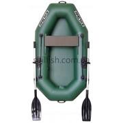 Лодка надувная Колибри К-190 (лайт) без слани 4292 фото