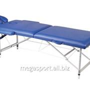 Складной алюминиевый массажный стол фото