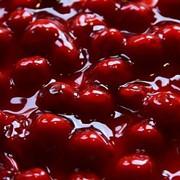 Джем вишневый фруктовой части 60% фото