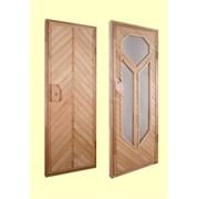 Двери для саун фото