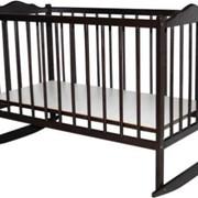 Кроватка детская + качалка фото