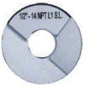 Калибр-кольцо резьбовое NPT 1 фото
