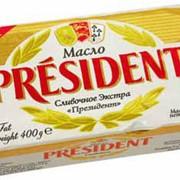 Масло Президент 400г фото