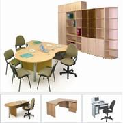 Мебель офисная, для персонала офиса.