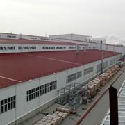 Здания и сооружения легкой промышленности фото