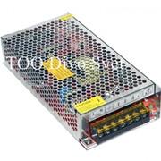 Импульсные Блоки питания 12v 250w 21А, с охлаждением, для Led ленты, видеонаблюдения. Блоки питания 12 вольт. фото