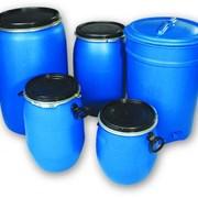 Бочки пластиковые 50-200 литров фото
