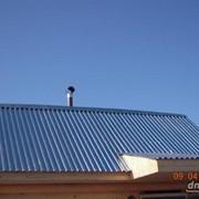 Ремонт крыши дома в Алматы фото