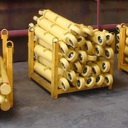 Гидроцилиндры для автогрейдеров фото