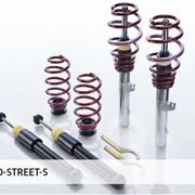 Пружины для тюнинга автомобиля Eibach Pro-Street-S фото