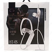 Беспроводные наушники Wireless LYZ-05 White фото