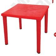 Столы пластиковые. Мебель пластиковая фото