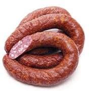 Полукопченые колбасы фото