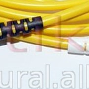 Шнур оптический SM-FC, UPC-LC, UPC, 1.0м