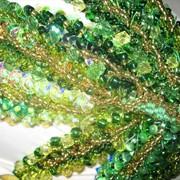 Вышивка бисером, камнями, кристаллами Сваровски, органза. Иконы, рушники, купальники, белье фото