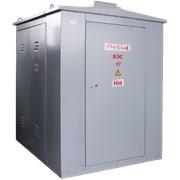 Комплектная трансформаторная подстанция КТПН 25-250 кВА фото