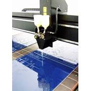 Нанесение полимерного витражного контура по технологии CadRam фото