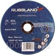 Отрезной круг по металлу Russland 400х3,5х32 фото