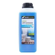 Средство для мытья сантехники BUROCLEAN SOFT Dez-3, 1л (10900050) фото
