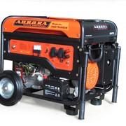 Бензиновый генератор Aurora AGE 7500 DZN с блоком автоматики фото