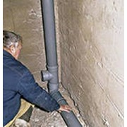Монтаж канализации, отопления, водоснабжения фото