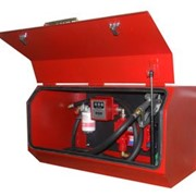 Мини ТРК для перекачки бензина и дизельного топлива фото