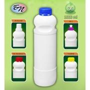 Бутылка для бытовой химии Д6