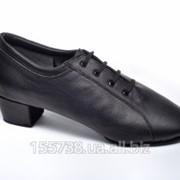 Обувь для танцев, мужская латина, модель 612 фото