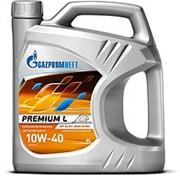 Gazpromneft Premium L 10w40 SL/CF (4л) масло моторное п/с фото