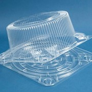 Пластиковая упаковка для тортов SL209 фото