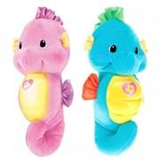 Музыкальная игрушка ночник Морской конек Fisher-Price фото
