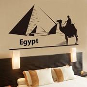 """Виниловые наклейки для интерьера """"Египет"""" фото"""