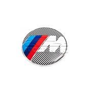 Эмблема стиль M Wite Perfomance для BMW фото