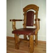 Кресла под старину фото
