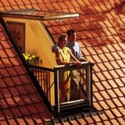 Окно-балкон и терасса фото