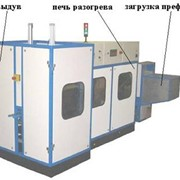Машины выдувные для ПЭТ (PET) бутылок. Автоматическая линия для производства бутылок ПЭТ фото