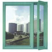 Окна из алюминия. фото