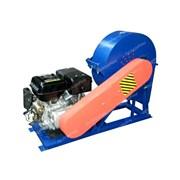 Дисковая рубительная машина ВРМх-350 (бенз.) фото