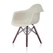 Кресло Eames Style DAW Brown (бежевый) фото