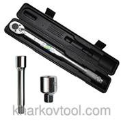Динамометрический ключ Intertool XT-9007 фото